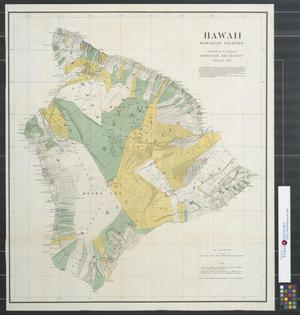 Primary view of object titled 'Hawaii, Hawaiian Islands.'.