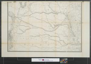 Primary view of object titled 'Military map of Nebraska and Dakota [Sheet 2].'.