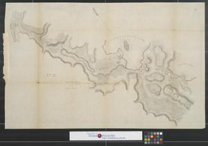 Primary view of object titled 'Survey of Kennebeck River [Sheet 3].'.