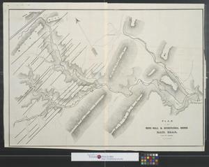 Primary view of object titled 'Plan of the Mine Hill & Schuylkill Haven Rail Road, with its branches.'.