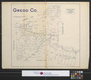 Primary view of object titled 'Gregg Co. [Texas].'.