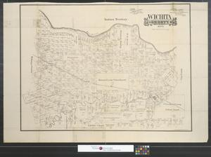 Primary view of object titled 'Wichita County, State of Texas, 1889.'.