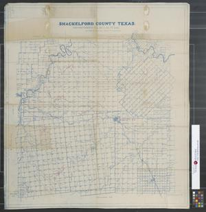Primary view of object titled 'Shackelford County Texas'.