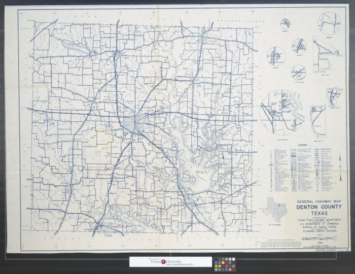 General highway map, Denton County, Texas. - The Portal to ... on winnsboro map, elm city map, paul lake map, pittsville map, archer city map, fairport map, ysleta map, southside place map, piney point village map, franklinton map, urbana map, zapata map, wolfe city map, de cordova map, bennettsville map, candor map, garland map, teague map, westworth village map, silver valley map,