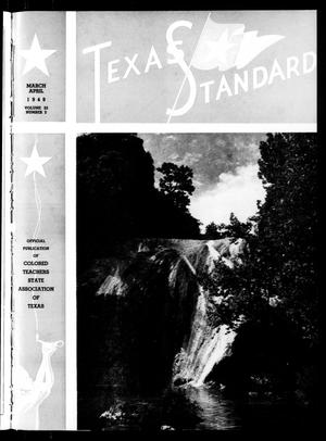 Primary view of object titled 'The Texas Standard, Volume 23, Number 2, March-April 1949'.