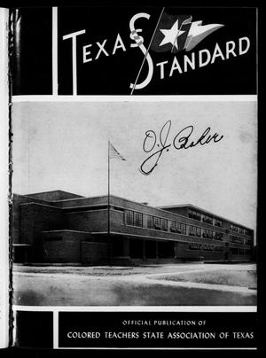 The Texas Standard, Volume 25, Number 2, March-April 1951