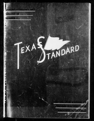 The Texas Standard, Volume 26, Number 1, January-February 1952