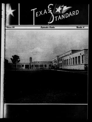 Primary view of object titled 'The Texas Standard, Volume 26, Number 4, September-October 1952'.
