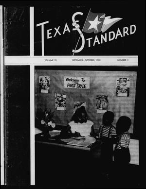 Primary view of object titled 'The Texas Standard, Volume 29, Number 3, September-October 1955'.