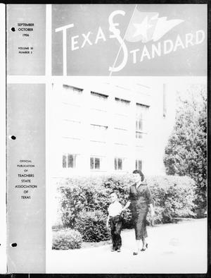 Primary view of object titled 'The Texas Standard, Volume 30, Number 3, September-October 1956'.