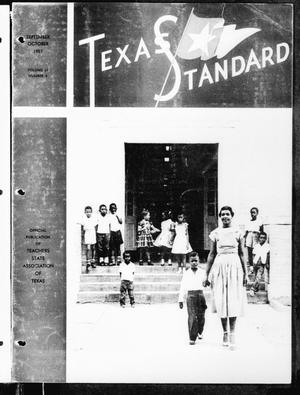 Primary view of object titled 'The Texas Standard, Volume 31, Number 4, September-October 1957'.