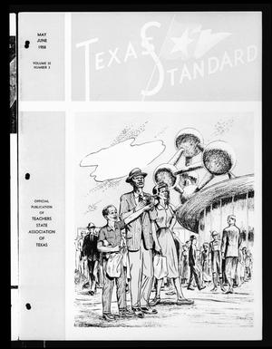 Primary view of object titled 'The Texas Standard, Volume 32, Number 3, May-June 1958'.