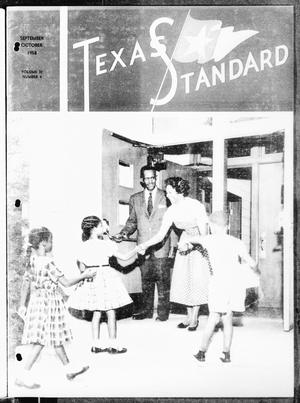 Primary view of object titled 'The Texas Standard, Volume 32, Number 4, September-October 1958'.