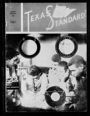 The Texas Standard, Volume 33, Number 1, January-February 1959