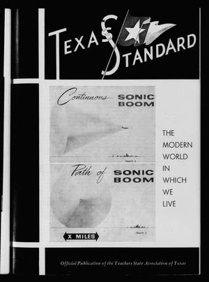 Primary view of object titled 'The Texas Standard, Volume 35, Number 2, March-April 1961'.