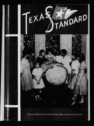 Primary view of object titled 'The Texas Standard, Volume 35, Number 4, September-October 1961'.