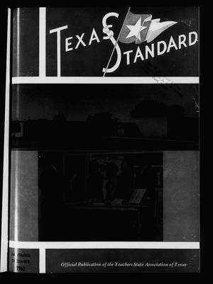 Primary view of object titled 'The Texas Standard, Volume 36, Number 5, November-December 1962'.