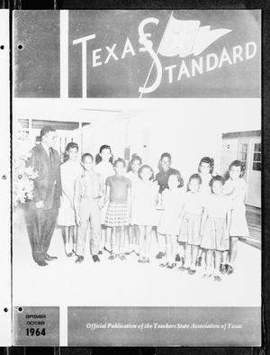 Primary view of object titled 'The Texas Standard, Volume [38], Number [4], September-October 1964'.
