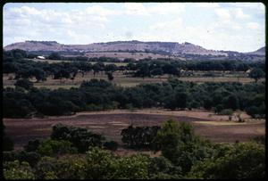 Primary view of object titled '[Wide Shot Photograph of a Landscape]'.