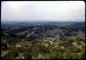 [Wide View of Sloping Hills and Trees at Hickory Pass]
