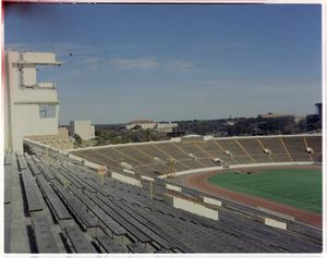 Primary view of object titled 'Memorial Stadium'.