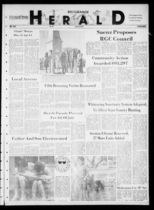 Rio Grande Herald (Rio Grande City, Tex.), Vol. 35, No. 36, Ed. 1 Thursday, June 22, 1978