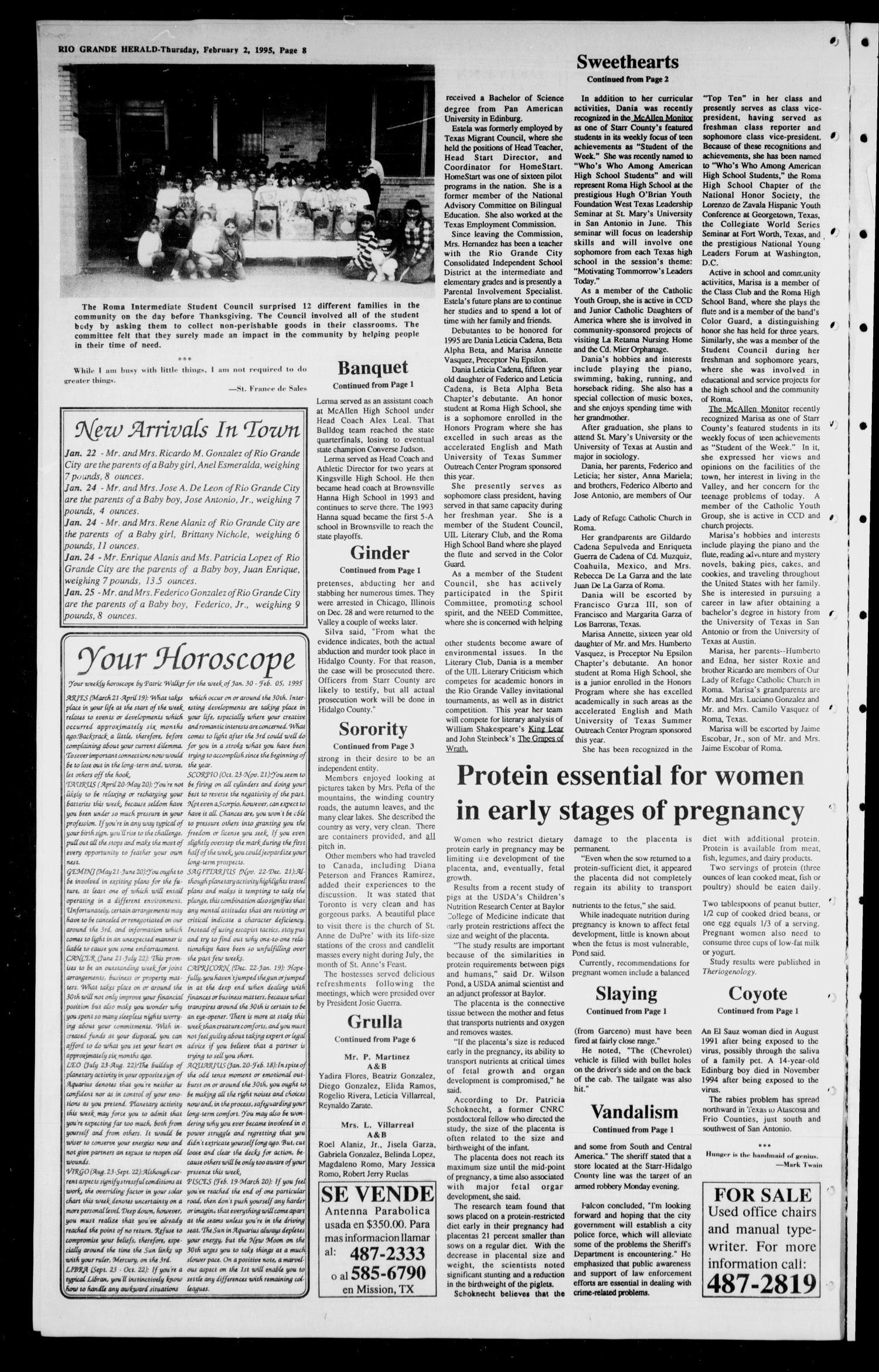 Rio Grande Herald (Rio Grande City, Tex ), Vol  82, No  5