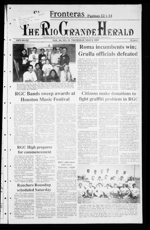 Rio Grande Herald (Rio Grande City, Tex.), Vol. 84, No. 19, Ed. 1 Thursday, May 8, 1997