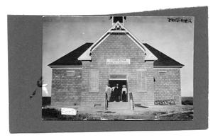 Primary view of object titled '[Corlena Public School]'.