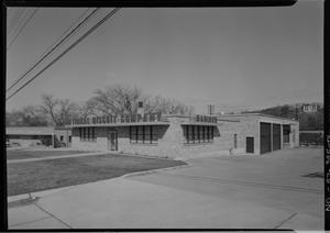 Primary view of object titled 'Company Building'.