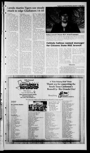 Rio Grande Herald Rio Grande City Tex Vol 95 No 39 Ed 1
