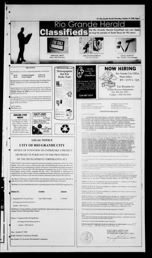 Rio Grande Herald Rio Grande City Tex Vol 95 No 42 Ed 1