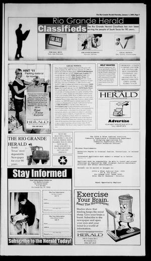 Rio Grande Herald Rio Grande City Tex Vol 96 No 1 Ed 1