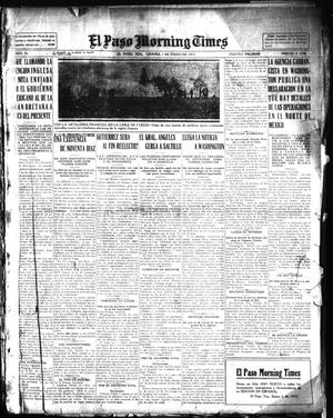 El Paso Morning Times (El Paso, Tex.), Vol. 35TH YEAR, Ed. 1, Friday, January 1, 1915