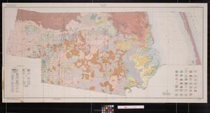 Soil map, Willacy County, Texas