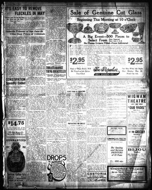 Primary view of object titled 'El Paso Morning Times (El Paso, Tex.), Vol. 34TH YEAR, Ed. 1, Friday, May 1, 1914'.