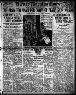 El Paso Morning Times (El Paso, Tex.), Vol. 36TH YEAR, Ed. 1, Tuesday, February 1, 1916