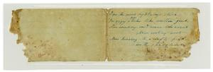 Primary view of object titled '[Poems, undated]'.