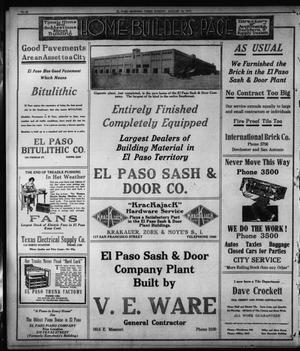 El Paso Morning Times (El Paso, Tex ), Vol  37TH YEAR, Ed  2