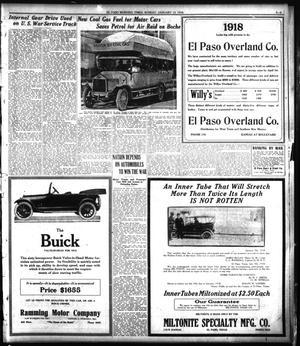 El Paso Morning Times (El Paso, Tex ), Vol  38TH YEAR, Ed  1