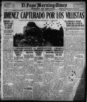 Primary view of object titled 'El Paso Morning Times (El Paso, Tex.), Vol. 38TH YEAR, Ed. 1, Sunday, December 16, 1917'.