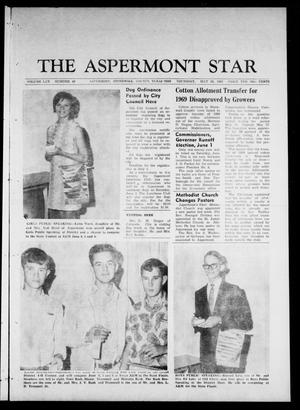 Primary view of object titled 'The Aspermont Star (Aspermont, Tex.), Vol. 70, No. 40, Ed. 1 Thursday, May 30, 1968'.