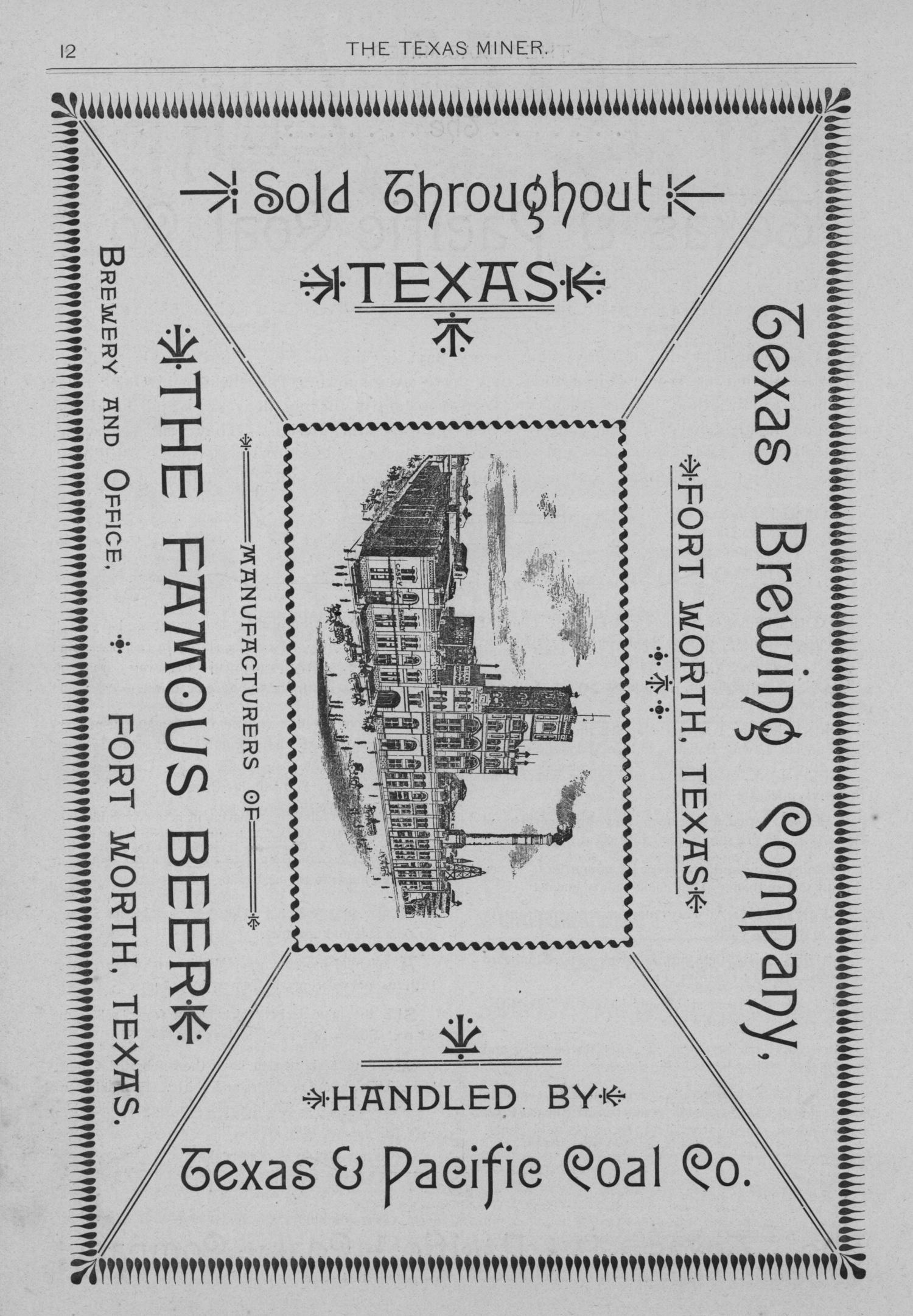 The Texas Miner, Volume 1, Number 10, March 24, 1894                                                                                                      12