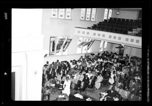 [Photograph of a Church Congregation]
