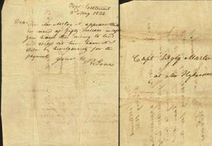 [Letter by R. Jones to McCoy]