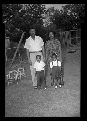 [Photograph of a Family]