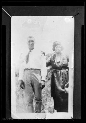 [Photograph of a Couple]
