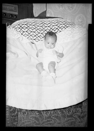 Primary view of object titled '[Portrait of an Infant]'.