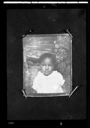 Primary view of object titled '[Portrait of a Young Girl]'.