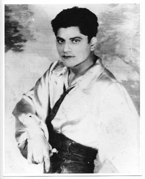 [Portrait of Abelardo Saenz]